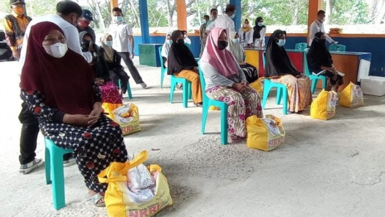 90.000 Keluarga Dapat Bantuan Langsung Pangan Pemprov Gorontalo