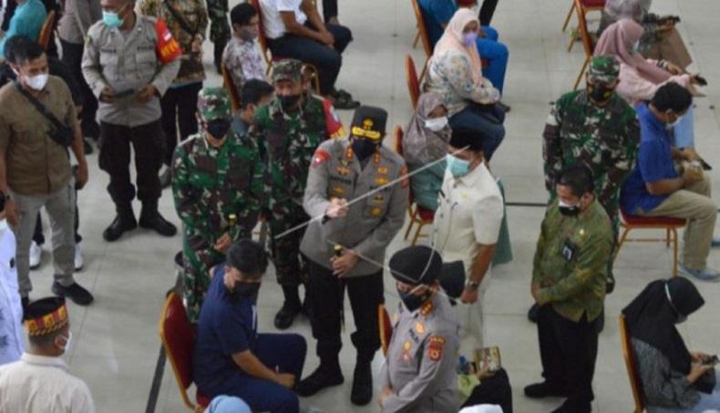 18 Kasus Varian Delta Terdeteksi di Aceh, Satgas: Masyarakat Jangan Panik