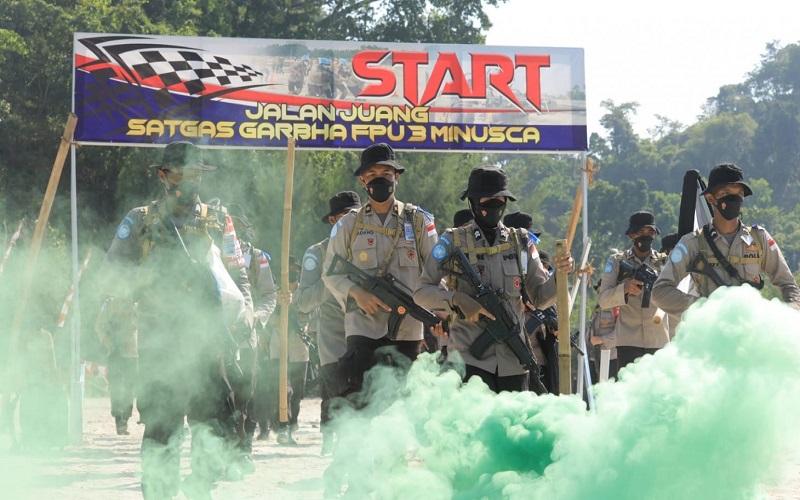 Pasukan Misi Perdamaian PBB Hadapi Konflik, Teror dan Lemparan Granat di Jalan Juang
