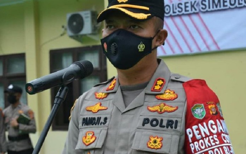 Geger Sosok Misterius Bertopeng di Simeulue Aceh, Polisi: Hoaks Itu Halusinasi