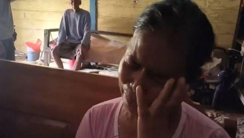 Suami Bekerja Tak Kunjung Pulang, Perempuan di Blora Ini Menangis Histeris