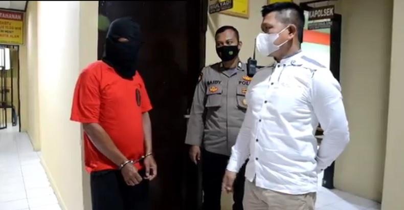 Pecatan TNI Menyamar Jadi Polisi, Cabuli Bocah dengan Dalih Tes Urine