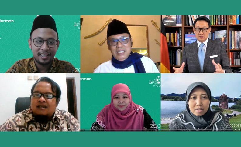 Diaspora NU Harus Bisa Jadikan Islam Wasathiyah sebagai Identitas dalam Pergaulan Internasional