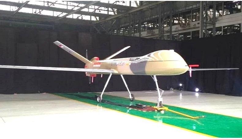 Hebat, Indonesia Produksi Drone Berdaya Jelajah 250 Km dengan Misi Intai 24 Jam