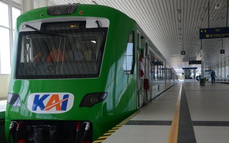 Kereta Bandara Yogyakarta Gratis Selama Sosialisasi, Cek Yuk Sampai Kapan