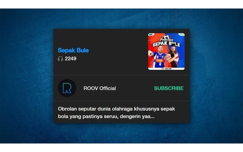 Sepak Bule: Grassroots Football untuk Sepak Bola Indonesia yang Lebih Baik
