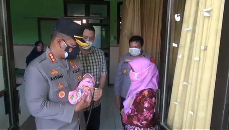 Kasus Pembuangan Bayi di Kebun Bambu Sidoarjo Terungkap, Pelaku Ibu Kandung