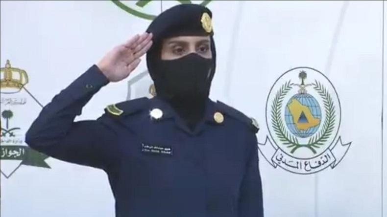 Pertama Kali, Angkatan Bersenjata Arab Saudi Miliki Tentara Wanita