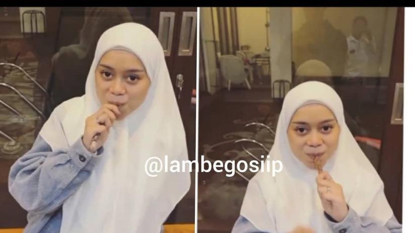 Lesti Kejora Dandan Ala Anak Madrasah, Netizen: Masya Allah Gemes Banget