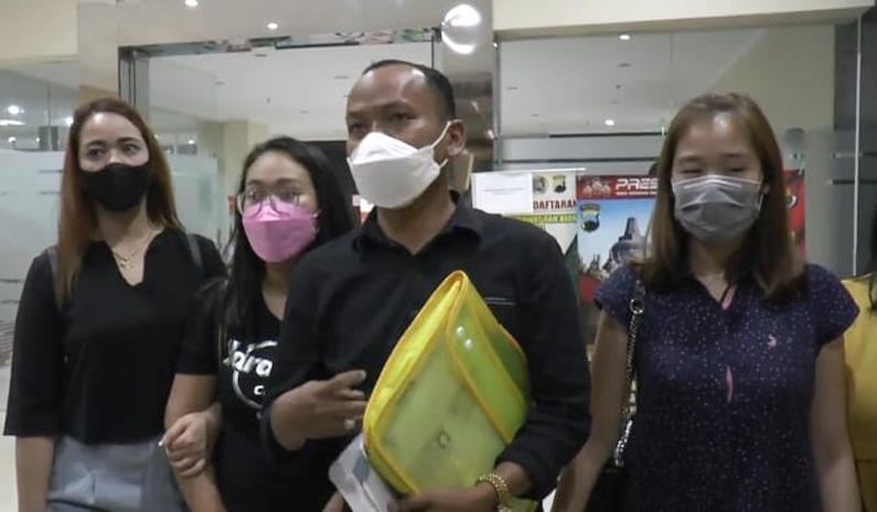 Ratusan Member Korban Arisan Online asal Salatiga Laporkan Suami Istri ke Polda Jateng