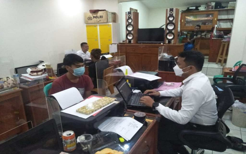Transaksi Sabu di Gang Kubur, Pria Jawa Barat Ditangkap Polresta Mataram