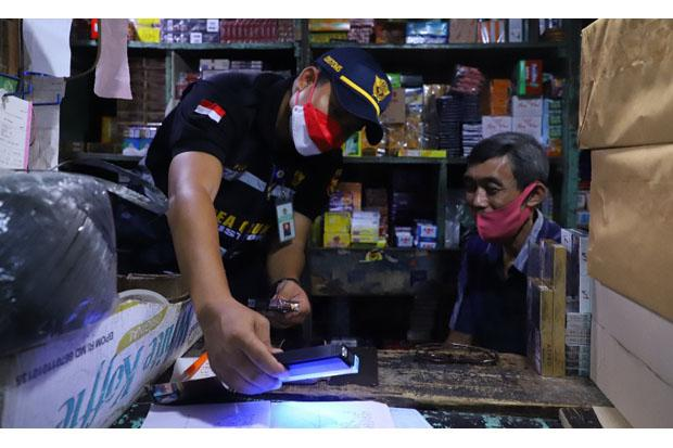 Gelar Operasi Cukai, Pemkab Sleman dan Bea Cukai Ungkap BKC Tembakau Ilegal