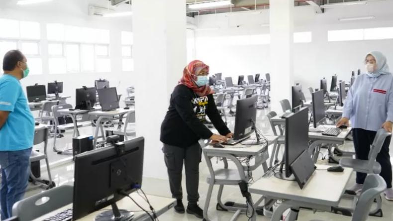 Itera Lampung Siapkan 400 Komputer untuk Seleksi CPNS