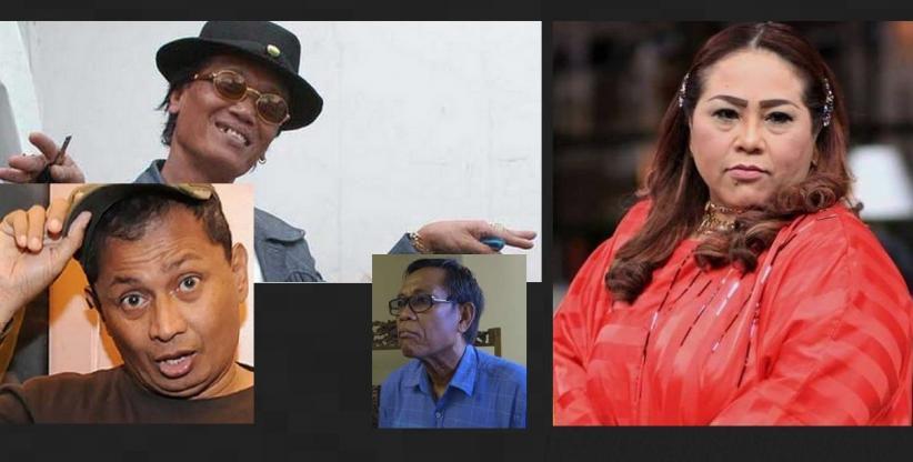 4 Pelawak Legendaris Srimulat Masih Aktif di Dunia Hiburan hingga Sekarang