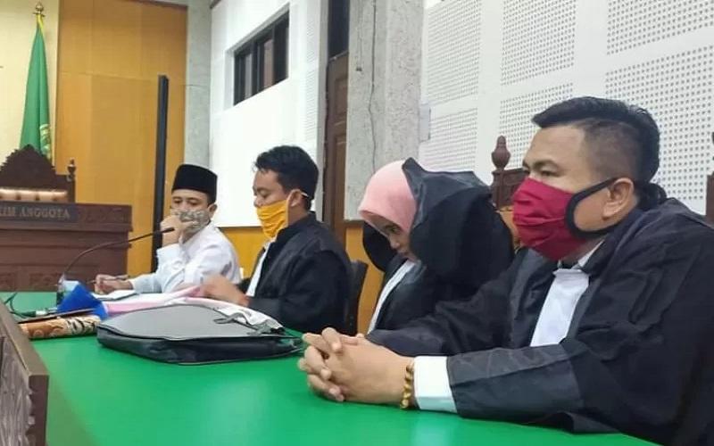 Kades Bukit Tinggi Lobar Nonaktif Bebas usai Kasasi Jaksa Ditolak MA