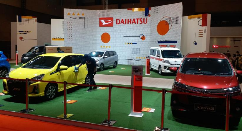 Penjualan Mobil Nasional 527.000 Unit, Daihatsu Cetak Retail Sales 89.601 Unit