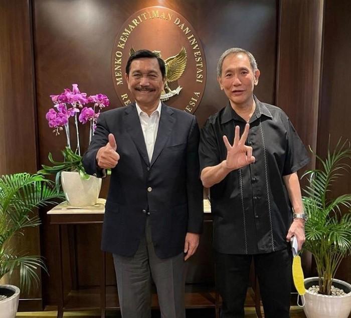 Diundang LBP, Jusuf Hamka Diminta Tuntaskan Pembangunan Jalan Tol Cisumdawu Akhir 2021