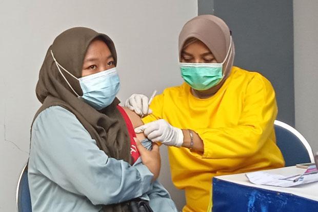 2 Kelurahan di Kota Bogor Sudah Vaksinasi Covid-19 Warganya 100 Persen
