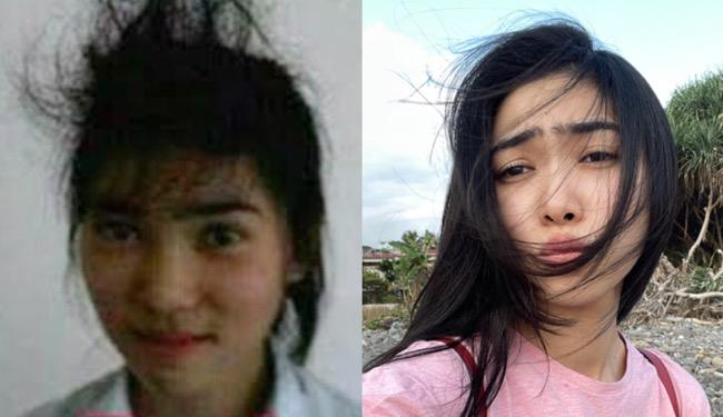 Bagikan Foto Jadul, Penampilan Isyana Sarasvati Zaman SMA Bikin Netizen Ngakak