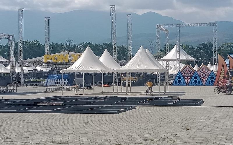 Ini Rincian Acara Gebyar PON XX Klaster Kabupaten Jayapura