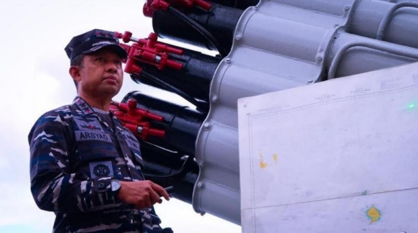 Bakamla Sebut Ribuan Kapal Asing Terlihat di Laut Natuna, TNI AL: Tak Ada Toleransi