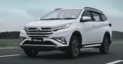 Daihatsu Terios Dapat Penyegaran, Ada Fitur Mesin Mati Otomatis saat Mobil Berhenti