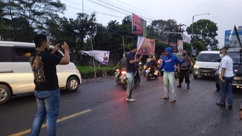 Bentrok Debt Collector dan Ormas di Sukabumi Diduga Dipicu Penyitaan Motor