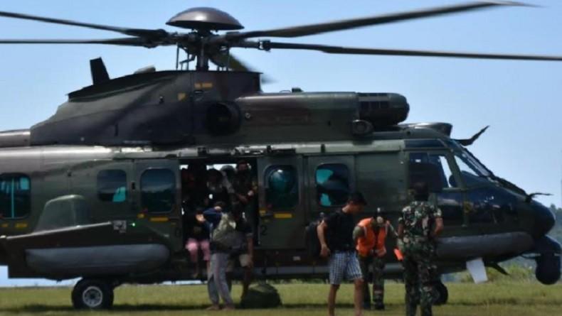 Prajurit TNI Korban Penembakan KKB dan Sembilan Nakes Dievakuasi ke Jayapura