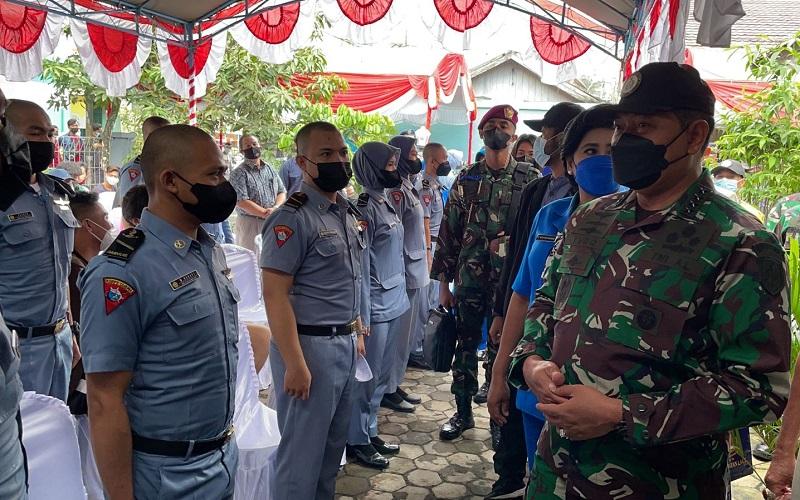Motivasi Pemuda Kalsel, Kasal Yudo Margono: Mereka Penentu Bangsa Indonesia
