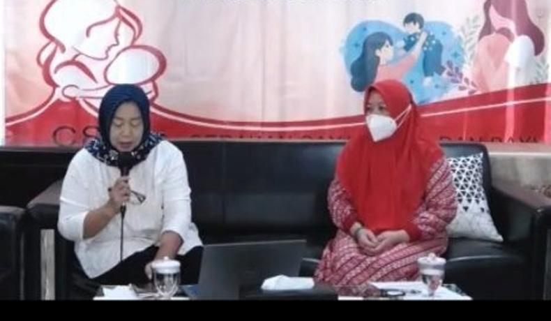 DP3A Dorong Perempuan Kota Semarang Siapkan Generasi Emas di Tengah Pandemi