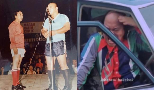 Pelawak Legendaris Darto Helm Bersinar Bersama Grup Lawak Bagyo Cs