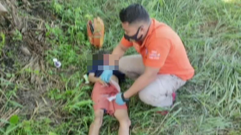 Hasil Autopsi Mayat Emak-Emak di Sawah, Polisi: Lehernya Nyaris Putus