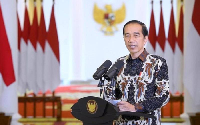 Jokowi Peringatkan Aparat Jangan Lindungi Mafia Tanah