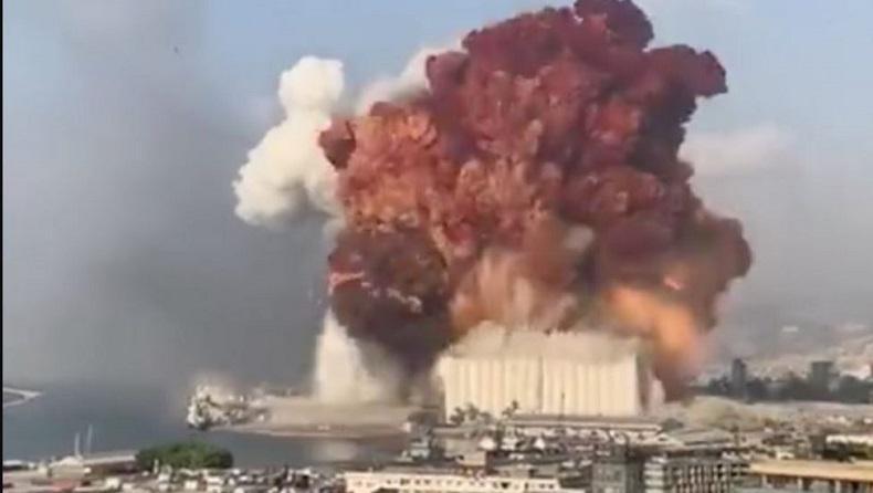 Lebanon Sita 20 Ton Amonium Nitrat, Bahan Kimia Penyebab Ledakan Dahsyat pada 2020