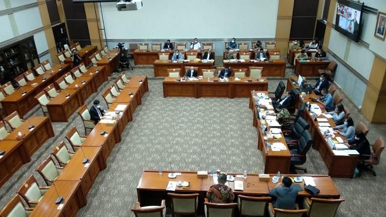 Ini 7 Calon Hakim Agung Lolos Uji Kelayakan DPR