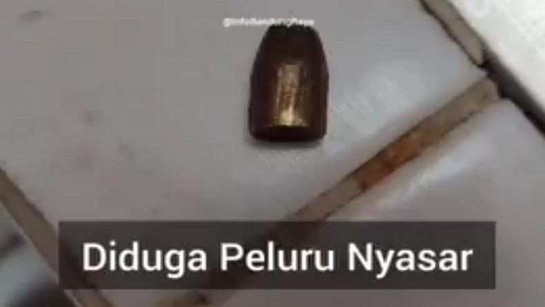 Cek Jenis Peluru Nyasar di Cibangkong Bandung, Polisi Koordinasi dengan PT Pindad