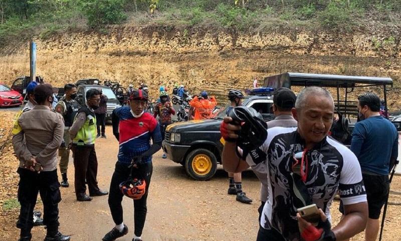 Viral Rombongan Sepeda Wali Kota Malang Diadang Polisi karena Masuk Tempat Wisata