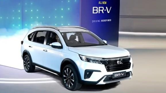 Honda Luncurkan BR-V Generasi Terbaru, Desain dan Fitur Berubah Total