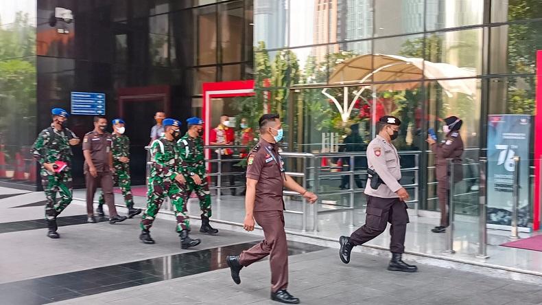 Danpuspom TNI Sambangi KPK, Ini yang Dibahas