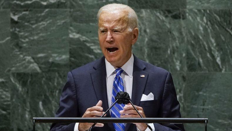 Pidato di Sidang Umum PBB, Joe Biden Janji Hindari Perang Dingin Baru