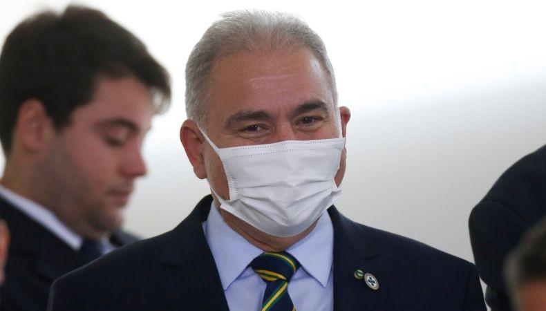 Menkes Brasil Positif Covid saat Dampingi Presiden Bolsonaro di Sidang Umum PBB