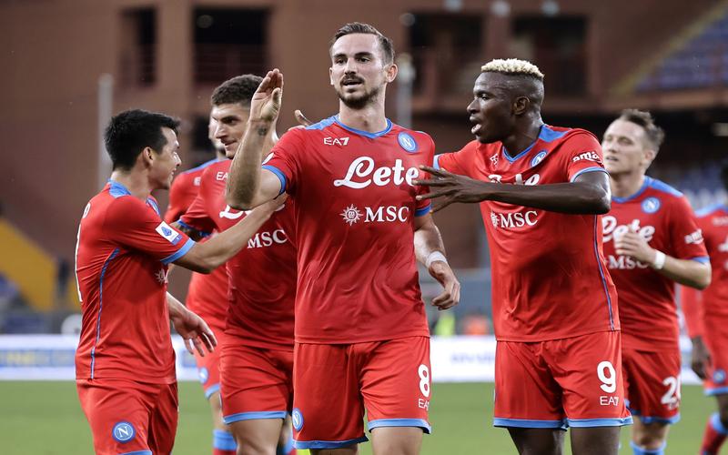 Selebrasinya Bikin Fans Sampdoria Marah, Ini Penjelasan Fabian Ruiz
