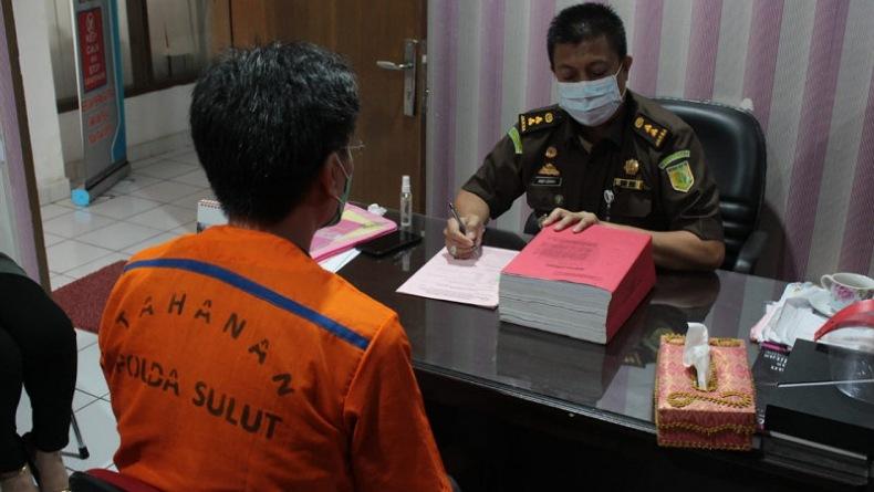 Kejaksaan Terima Tahap II Kasus Korupsi Lampu Jalan di Kepulauan Talaud