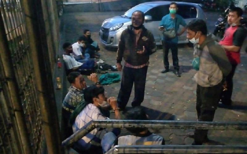 Janjian Tawuran Lewat Medsos, Pelajar SMK di Kota Bogor Diamankan Polisi