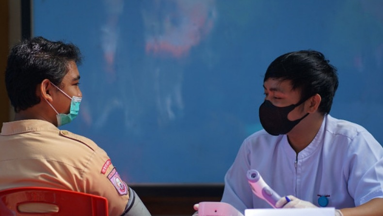 Gorontalo Menargetkan 250.000 Warga Divaksinasi Covid-19 pada Oktober