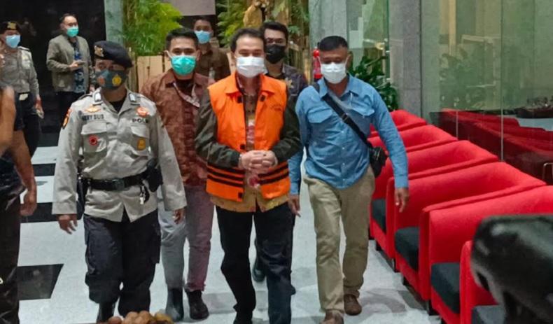 Ditahan di Rutan Polres Jaksel, Azis Syamsuddin Isolasi Mandiri 14 Hari