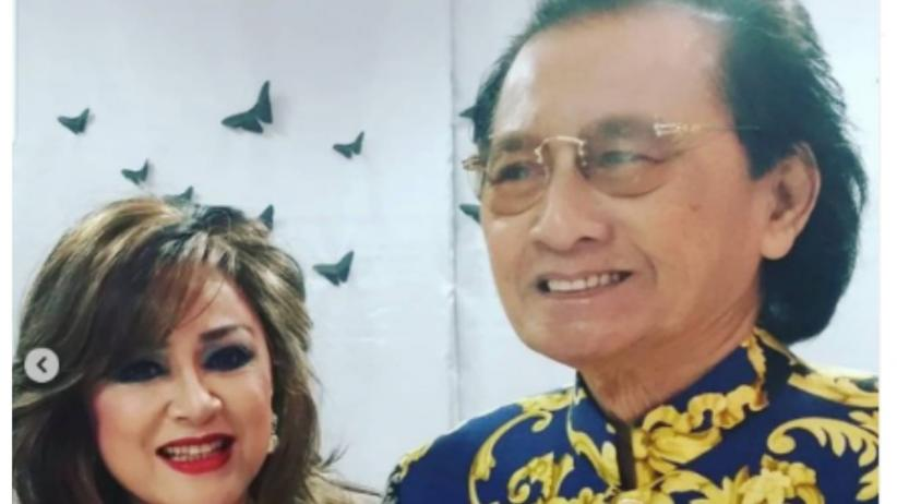 Kisah Mengharukan Helen Sparingga, Rela Berikan Satu Matanya Demi Suami Tercinta Mus Mulyadi