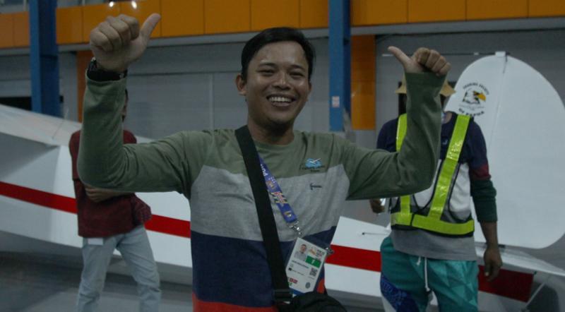 PON XX Papua 2021: Tuan Rumah Tambah Emas dari Cabor Terbang Layang