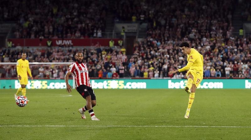 Drama 6 Gol, Liverpool Gagal Menang di Markas Brentford
