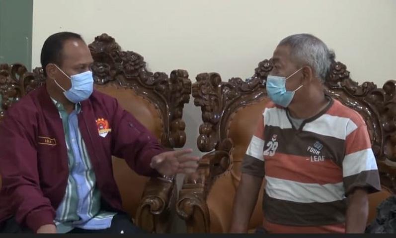 Viral Manusia Silver Ditangkap, Purnawirawan Polri Ini Dapat Bantuan dari Kapolda Jateng